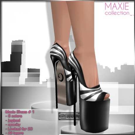 2014 Maxie Shoes # 1
