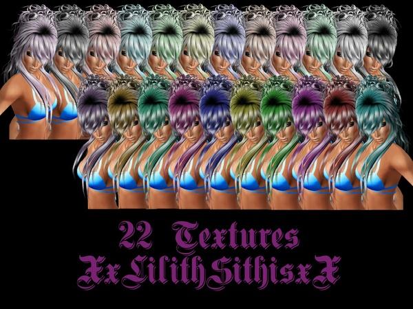 22 Textures Hair