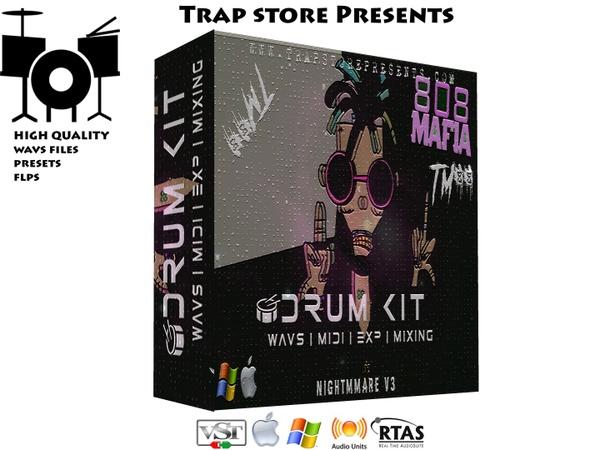 Trap Store Presents - TM88 NIGHTMARE V3