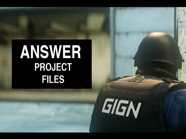 ANSWER Project Files