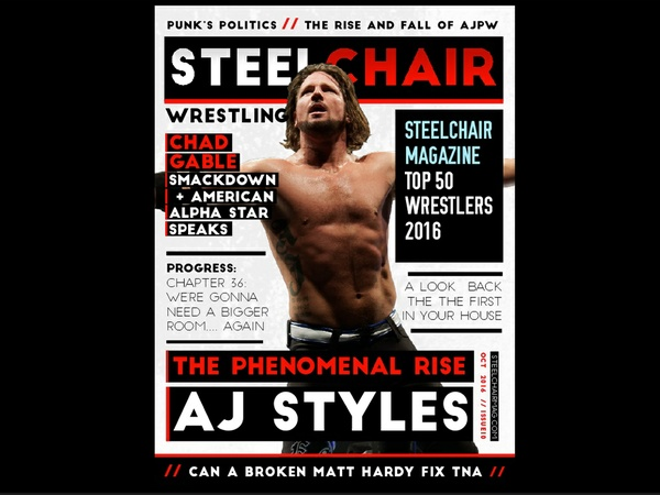 SteelChair Wrestling Magazine #10