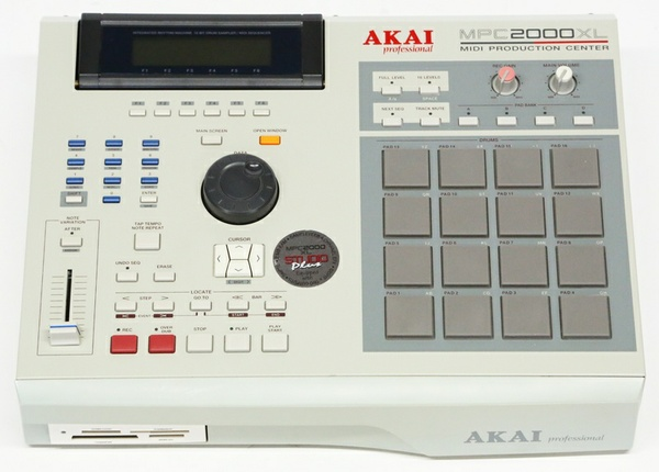 MPC 2000 XL Sound Kit