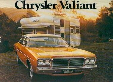 Chrysler Valiant CL Series 1976-1978 Workshop Service Repair Manual