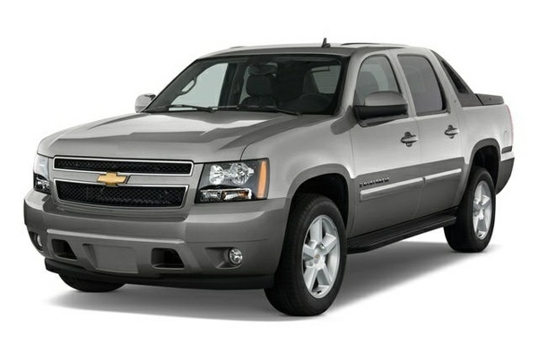 Chevrolet Avalanche 2010 Repair Manual
