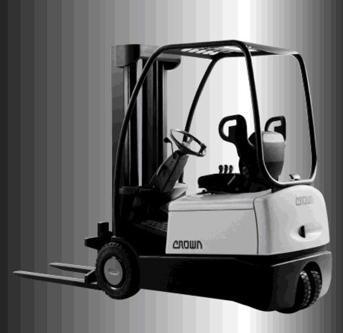 CROWN SC3000 Series Forklift Parts Manual