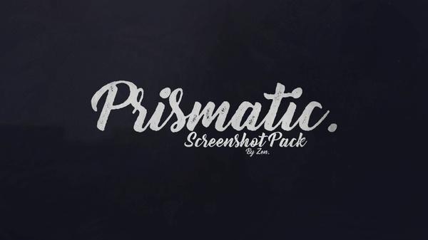 Minecraft Prismatic Screenshot Pack