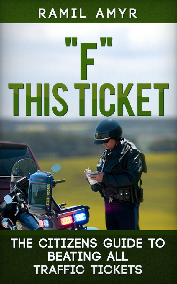 """""""F"""" This Ticket"""