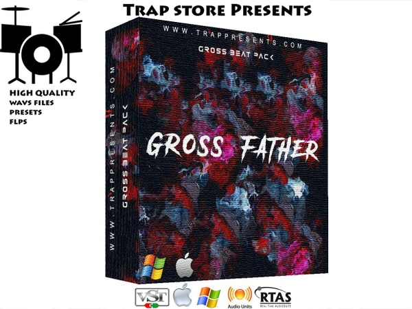 Trap Store Presents - The Gross Beat Collection Pack