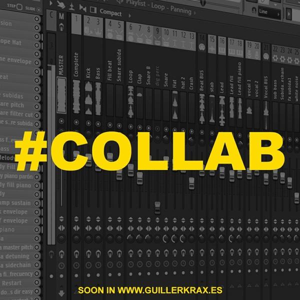 Guiller KRAX - Restart #Collab