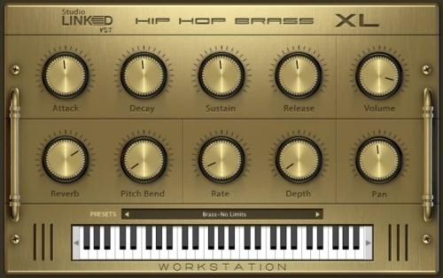 Hip-Hop Brass XL 💰 VST Plugins