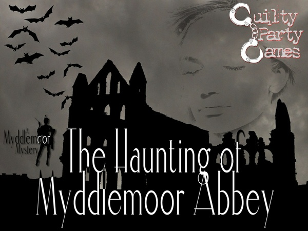 The Haunting Of Myddlemoor Abbey - 9 Players