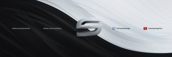 Team Synergy Header PSD