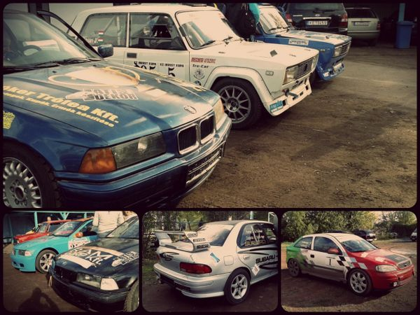 Rally Cars Sound Pack 02