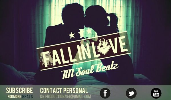 Fall In Love - Urban R&B Love Song Instrumental