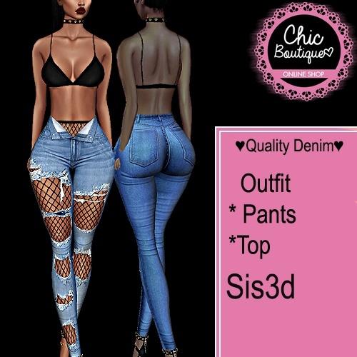 Chic - 009 Quality Denim