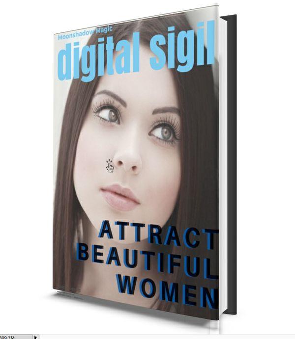 Digital Sigil  Attract Beautiful Woman 2.0