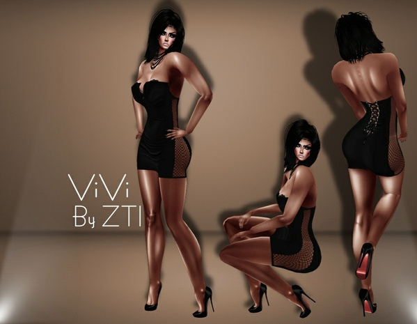 ViVi 08 ::GA Dress::