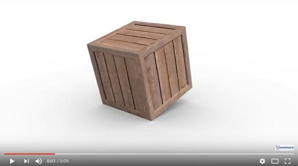 """Video Logo Intro""""BOX"""" mit deinem logo"""