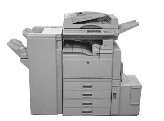 RICOH Aficio 340, Aficio 350, Aficio 450 Service Repair Manual + Parts Catalog