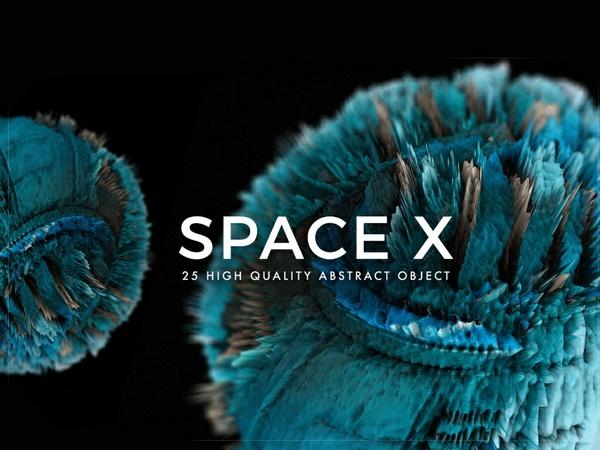 Space X - Volume 1