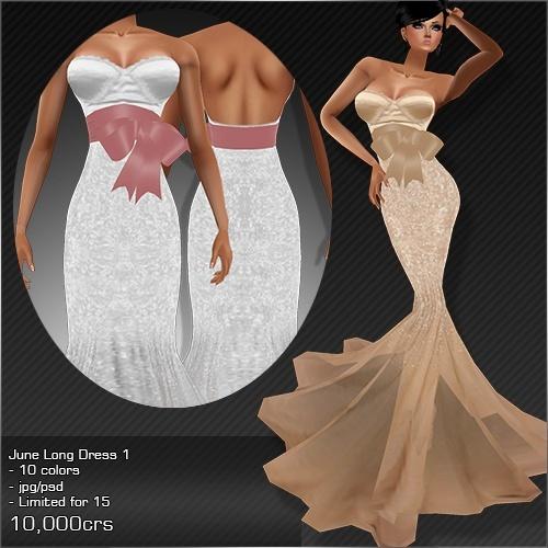2013 Jun Long Dress # 1