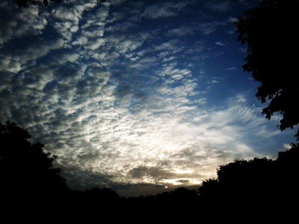 Cielo agrietado - Barcelona - por lluis betancort