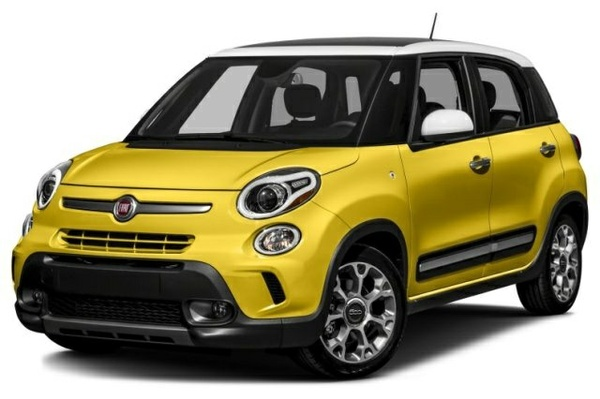 Fiat 500L Trekking 2014 Repair Manual