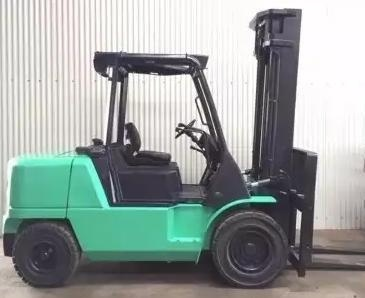 Mitsubishi Diesel Forklift Truck FD35, FD40, FD45, FD50, FD50C Workshop Service Manual