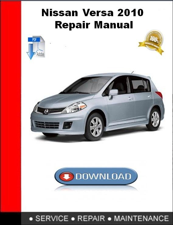 Nissan Versa 2010 Repair Manual