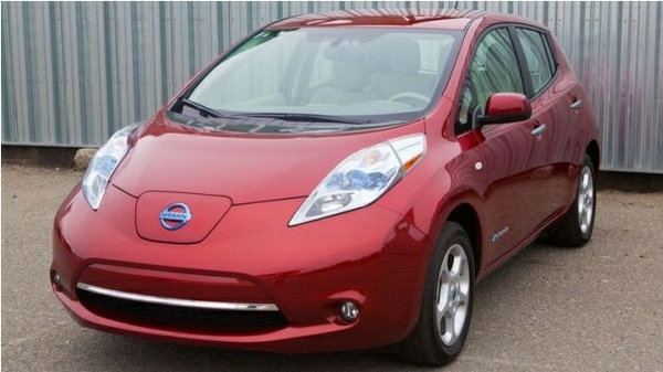 Nissan Leaf 2011 2012 Repair Manual