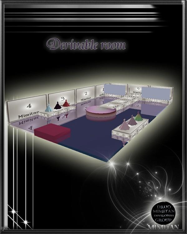Mesh Room Models