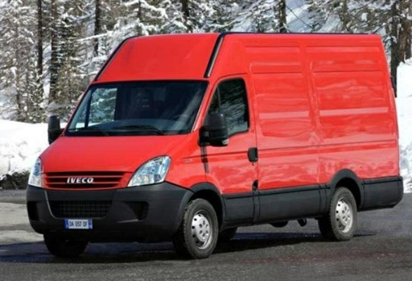 2006-2009 Iveco Daily Euro 4, OEM Workshop Service and Repair Manual