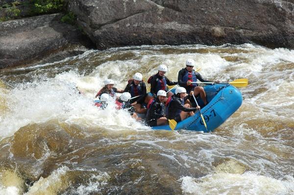 Penobscot Rafting 07/25/2017