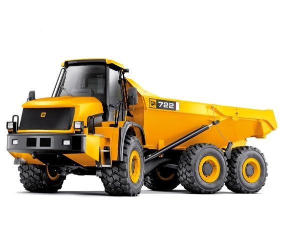 JCB 722 Articulated Dump Truck Service Repair Workshop Manual DOWNLOAD