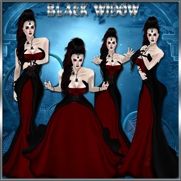 Black Widow Bundle Catty Only!!!!