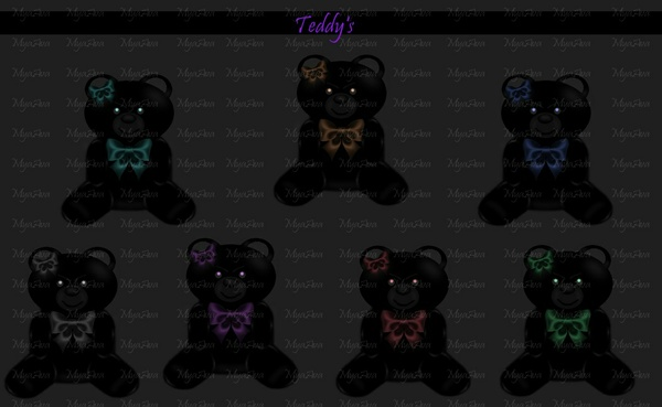 Teddy Bears -Add Ons