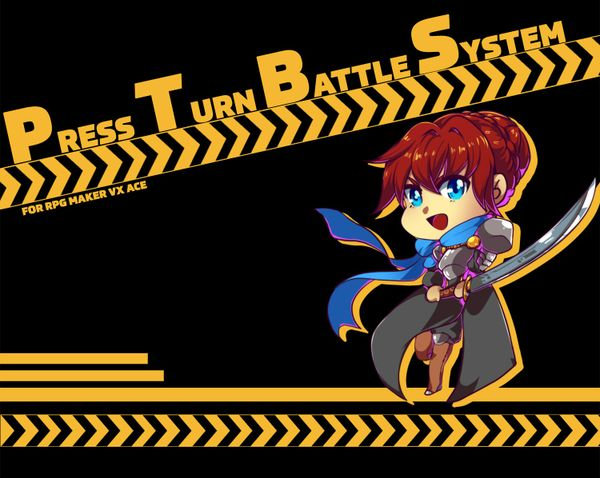Press Turn Battle System Commercial License