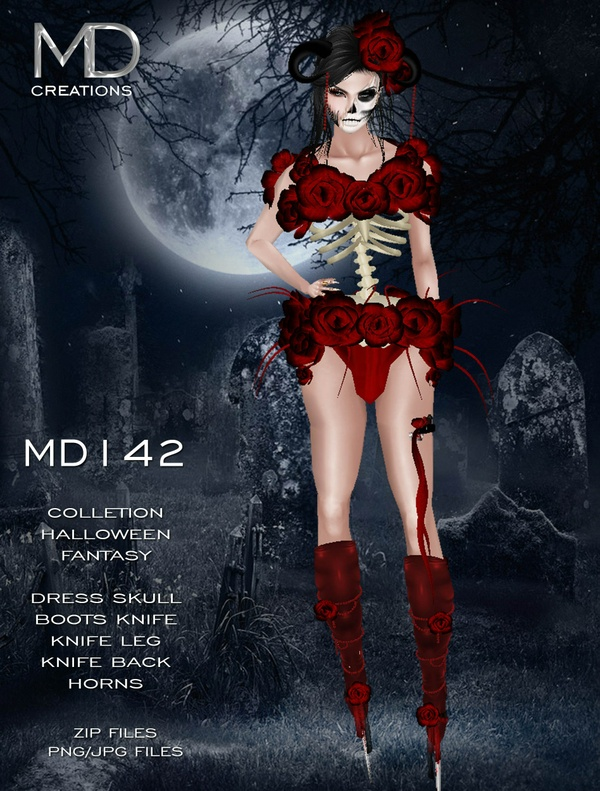 MD142 - Collection Halloween