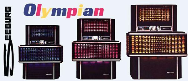 "Seeburg SPS160 / ESPS160 ""Olympian"" (1972) Manual"