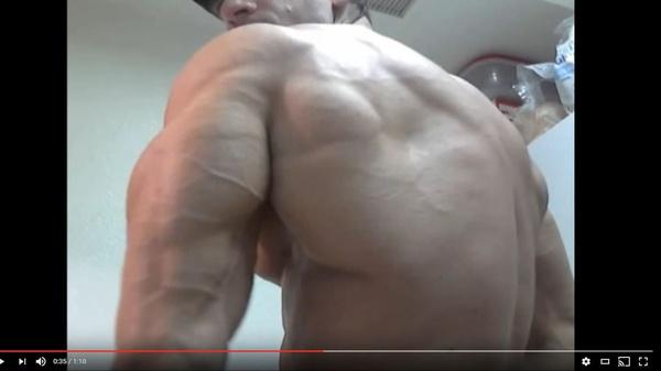 Sergio's NEW back video