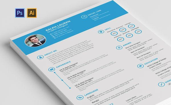Awesome Resume/Cv