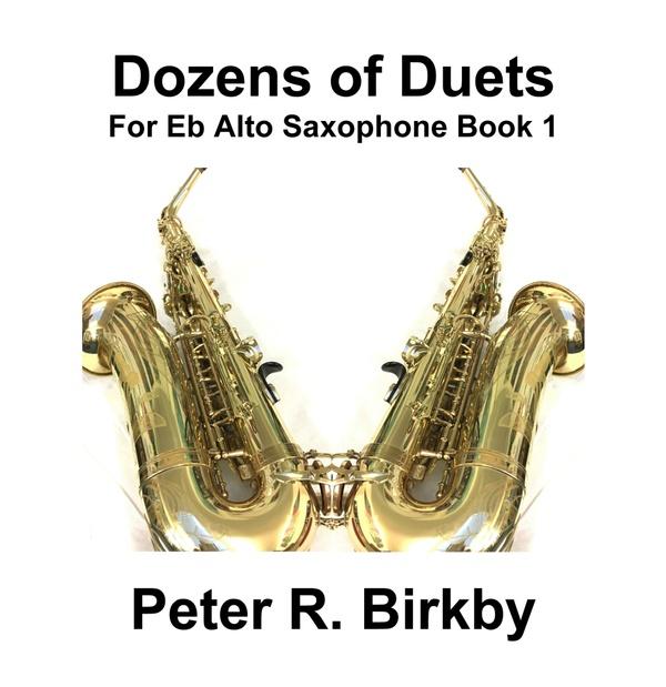 Dozens of Duets for Eb Alto Saxophone Book 1