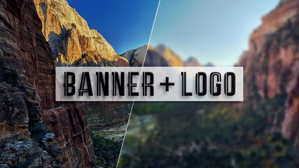 Banner + Logo YouTue/Twitter