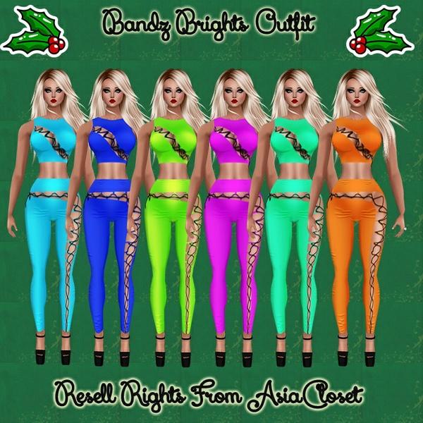 Bandz Brights Catty Only!!!