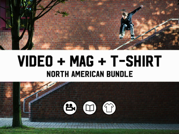VOD + MAG + SHIRT Bundle (NA)