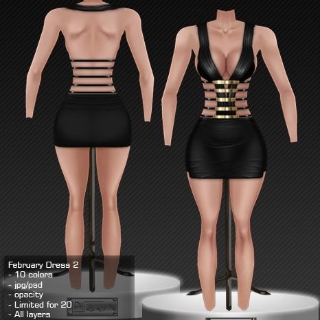2014 Feb Dress # 2