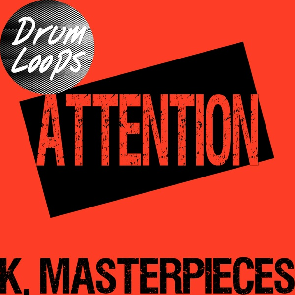 Attention - Drum Loops - Inspired by Charlie Puth