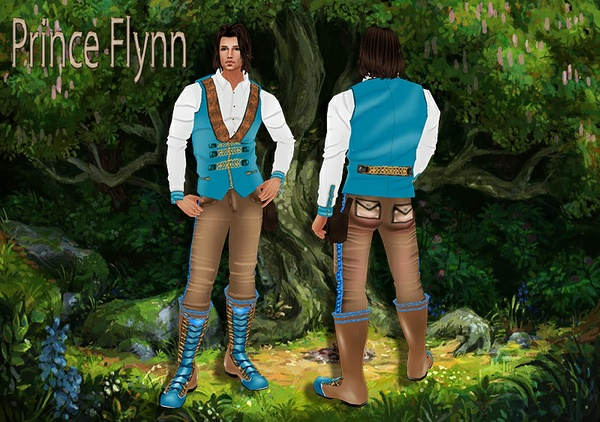 Prince Flynn Bundle NO Resell ONLY to 3People!!1/3