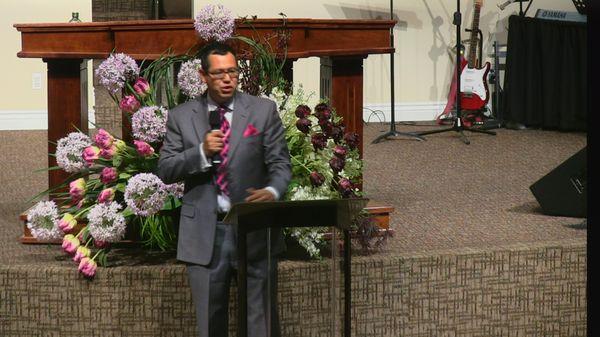"""Rev. Daniel Macias 06-24-15pm """" The Traits of a Good Fisherman"""" MP4"""