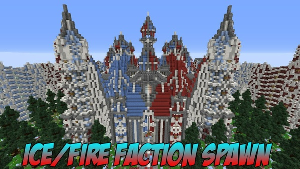Ice/Fire Castle Themed